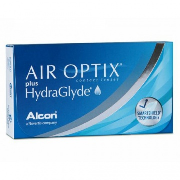 AIR OPTIX PlusHydraGlyde